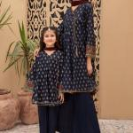 MARIA B | KIDS COLLECTION | Suit Blue MKD-EF21-01