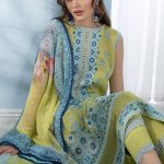 SOBIA NAZIR | LUXURY LAWN Collection | DESIGN 05A