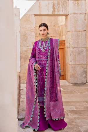 REPUBLIC WOMENWEAR   LUXURY LAWN Collection   SHAHWAR-A