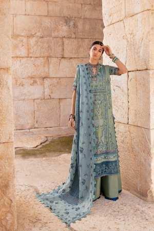 REPUBLIC WOMENWEAR | LUXURY LAWN Collection | SHAHWAR-B