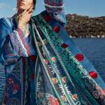 REPUBLIC WOMENWEAR | LUXURY LAWN Collection | MAYRA-B