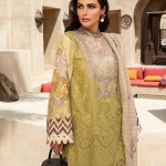 SHIZA HASSAN | LUXURY LAWN COLLECTION 2021 | 7-A ARIANA