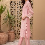 MARIA B | READY TO WEAR CASUAL  | Suit Tea Pink DW-EF21-24