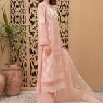 MARIA B | READY TO WEAR CASUAL  | Suit Pink DW-EF21-44