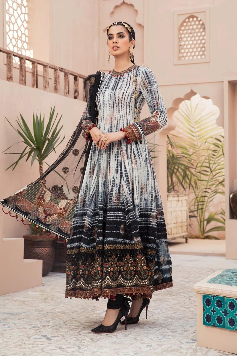 MARIA B | EID LAWN Collection | D4