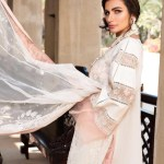 SHIZA HASSAN   LUXURY LAWN COLLECTION 2021   3-A HEER