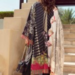 SHIZA HASSAN | LUXURY LAWN COLLECTION 2021 | 8-A MAAHRU