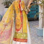 NOOR BY SAADIA ASAD | EID CHIKANKARI'21 Collection | NCHK-D2-A