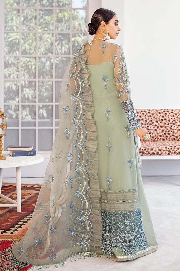 AFROZEH | LA FUCHSIA Collection'21 | Mint Macaron