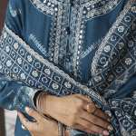 CROSS STITCH | RIM JHIM Collection'21 | NOOR-E QAMAR B