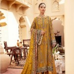 MARYUM N MARIA | FRESSIA PREMIUM FESTIVE Collection'21 | 03 GOLDEN TOUCH