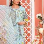 LAKHANY   EMBROIDERED LAWN   Suit LSM19L LSJ0001