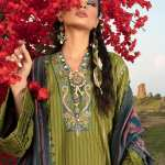 ITTEHAD   PREMIUM FALL LINEN Collection'21   PRC-CIMEN