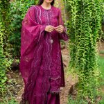 CROSS STITCH | LUXURY ATELIER COLLECTION'21 | IMPERIAL PLUM