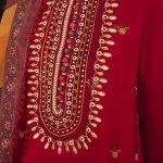 CROSS STITCH | MANZIL KHADDAR & LINEN COLLECTION'21 | ETHEREAL