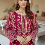 GULAAL | LUXURY FORMAL COLLECTION'21 | PAREESA Suit D-03