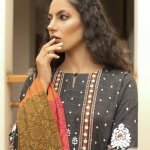 LAKHANY | WINTER EMBROIDERED VOL-01 | WLC-5031