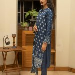 LAKHANY | WINTER EMBROIDERED VOL-01 |  WCC-5021