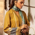 MARIA B | M.PRINTS WINTER COLLECTION'21 | MPT-1203-A