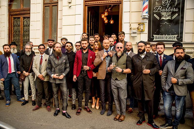 echipa house of barbers