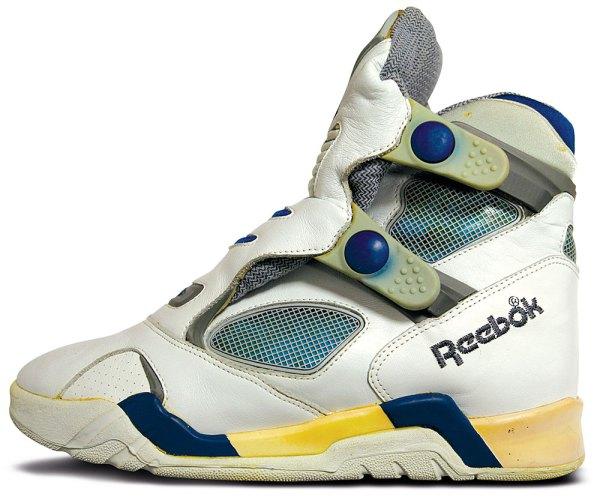 1992: Pump (unreleased) Copyright: Sneaker Freaker