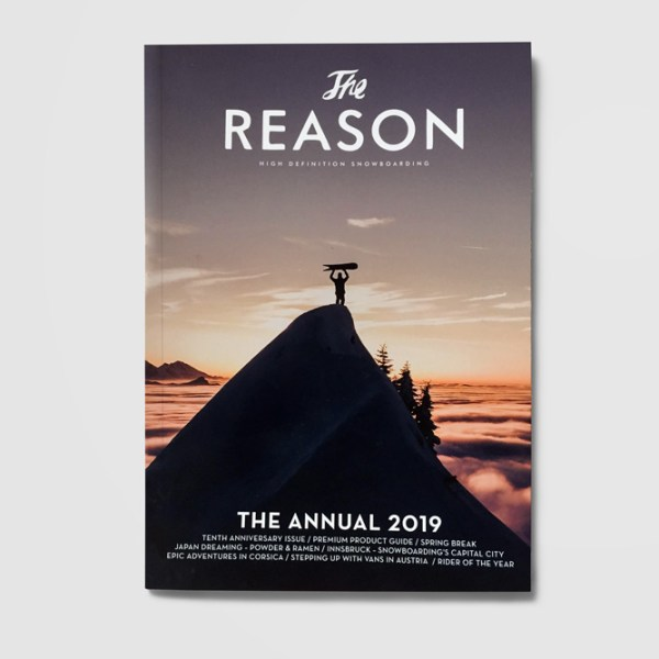 the reasonannual 2019