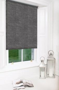 3% Textured Sun Filter FR Charcoal