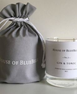 Two Wick Jar Candle Gin & Tonic