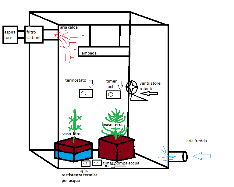 Grow Box Fai Da Te
