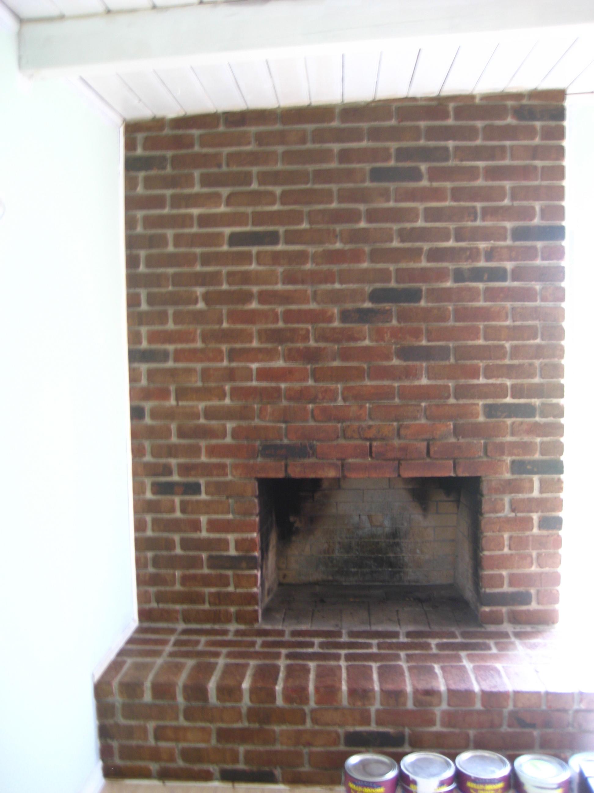 Home Amp Garden Staining Brick