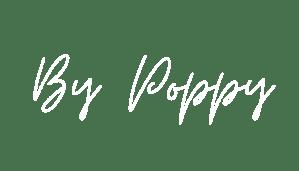 By Poppy logo