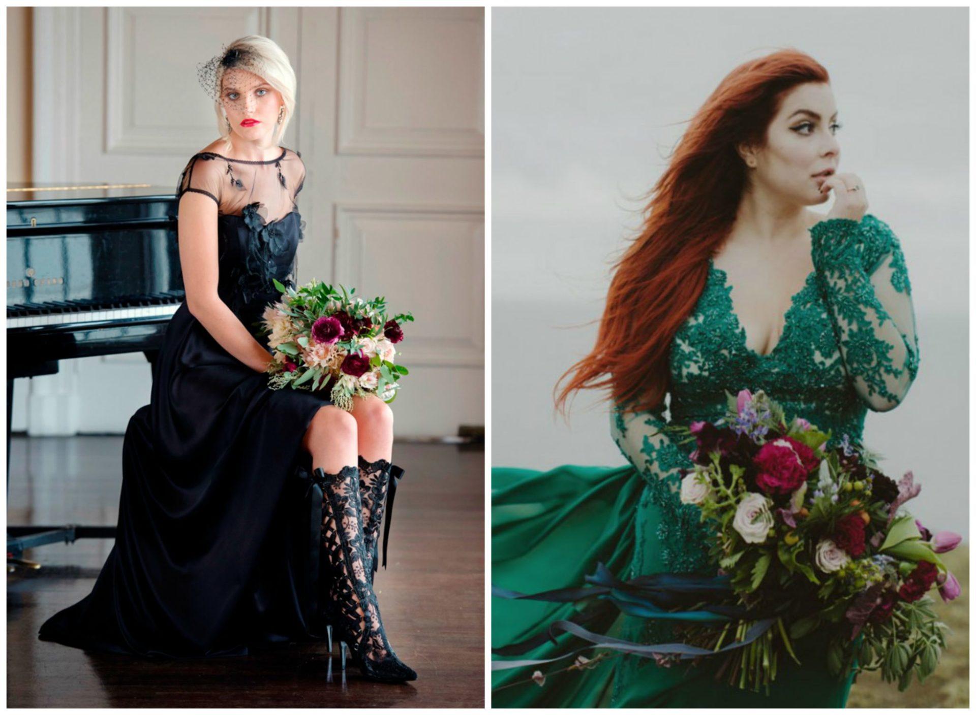 Magical Halloween Wedding Inspiration