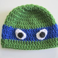 TUTORIAL - Crochet TMNT Hat
