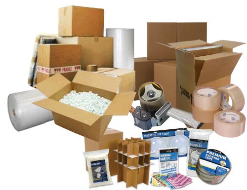 Shifting Packing Materials