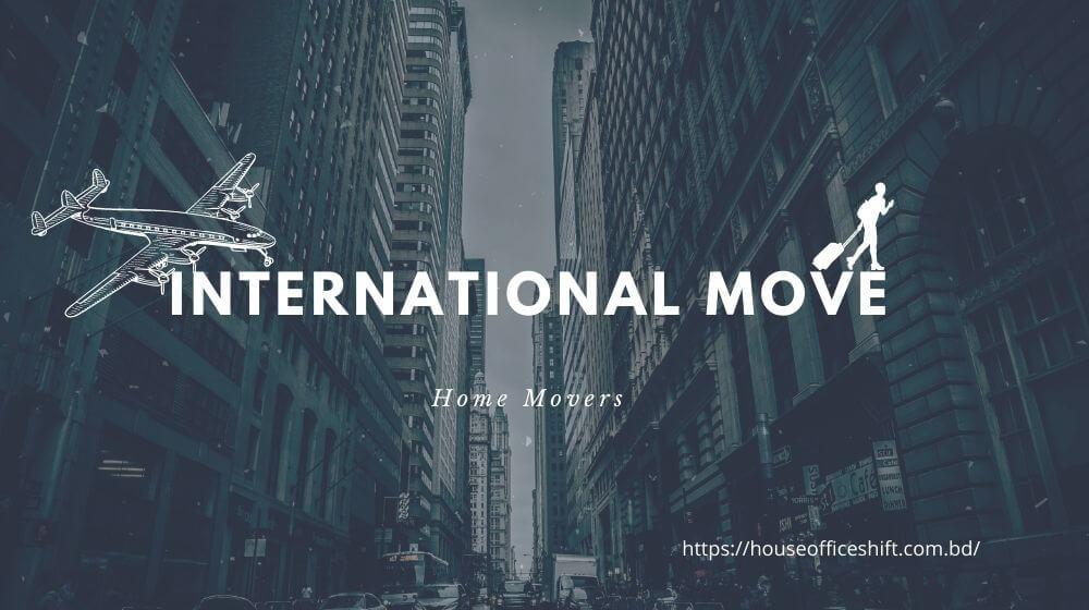 International move in Bangladesh
