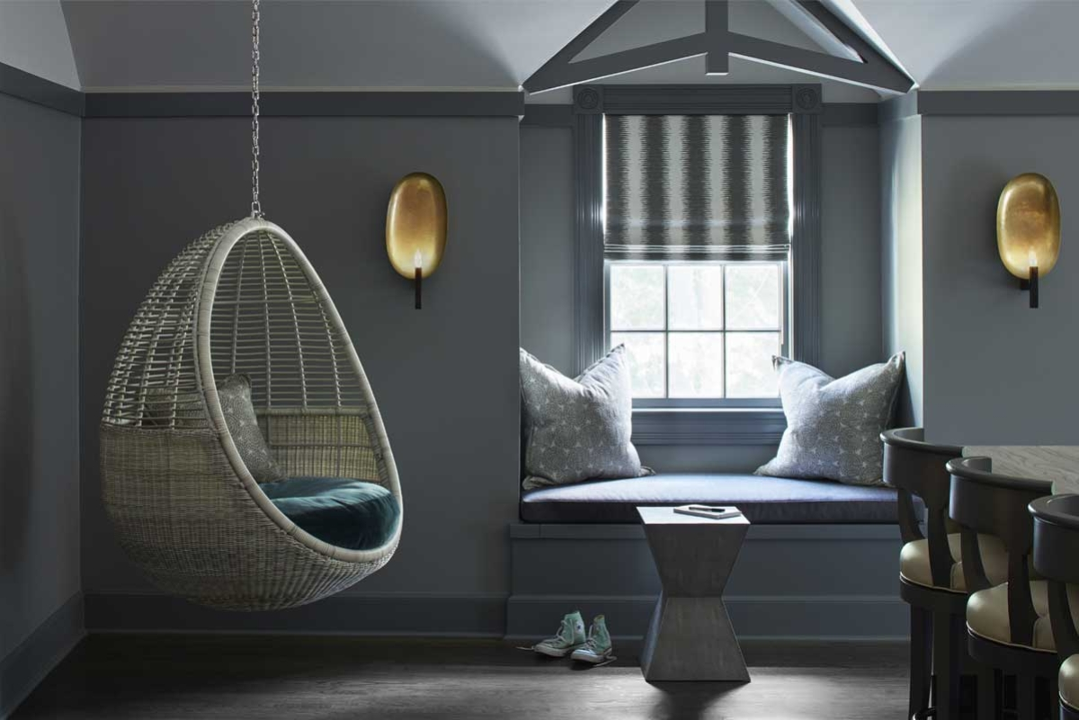 Astronaut images / getty images you may well have a general decorating style chosen for your entire. Contemporary Lounge and Playroom Design - House of Funk NYC