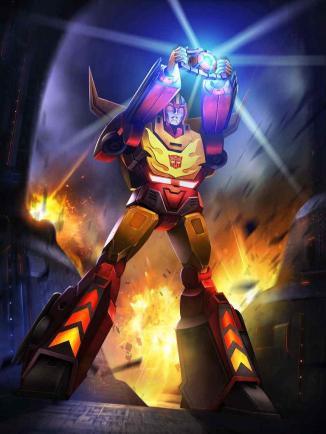 Transformers-Hot-Rod