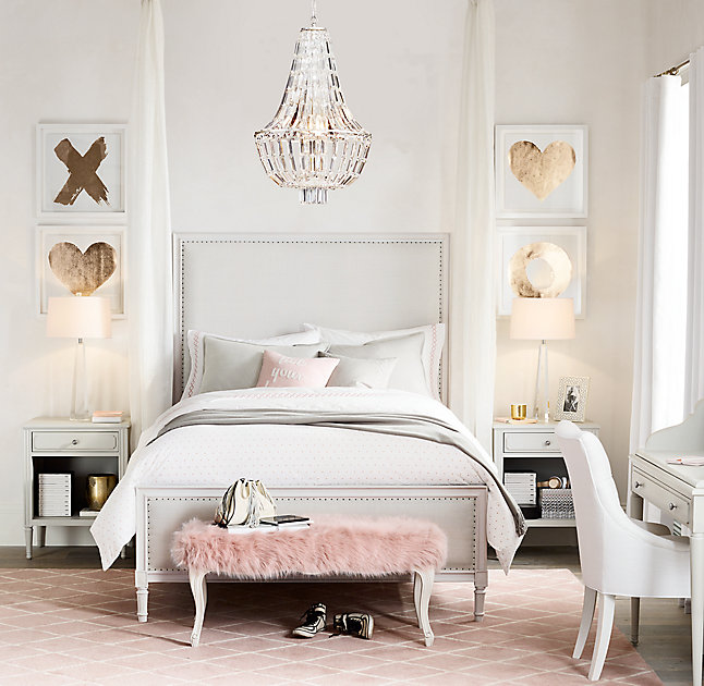 RH Teen Room Roundup and Favourite Products - the House of ... on Rooms For Teenagers  id=80472
