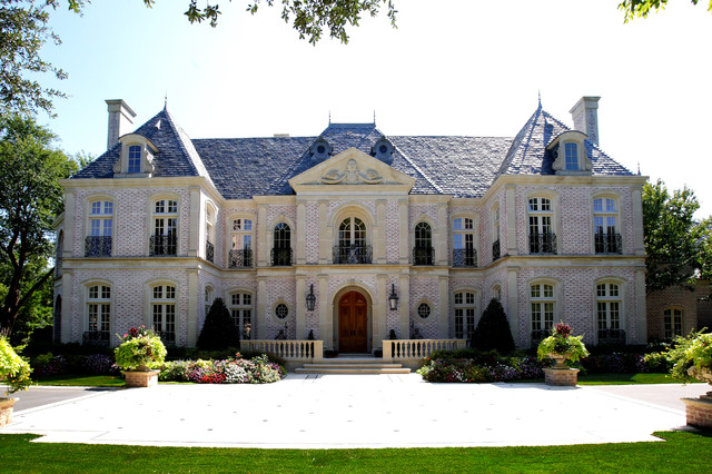 The Best of 'French Chateau' on Houzz – the House of Grace