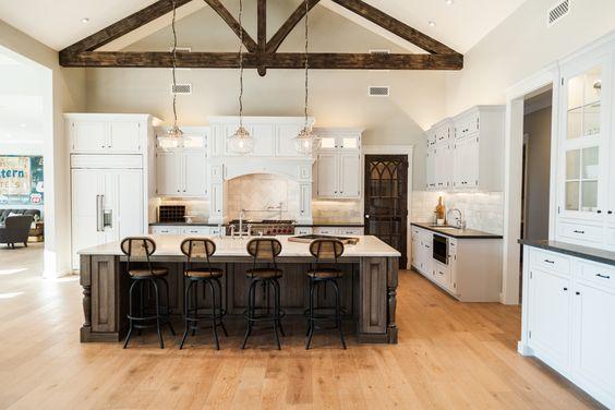 Friday Favorites Farmhouse Kitchens House Of Hargrove