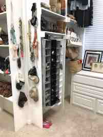 Shoe Storage Custom Built In Look For Less Than 100 House Of Hargrove