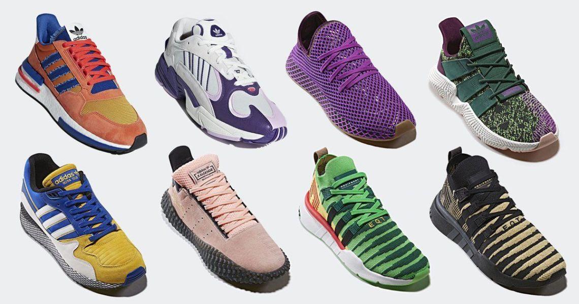 Adidas X Dragon Ball Z 1