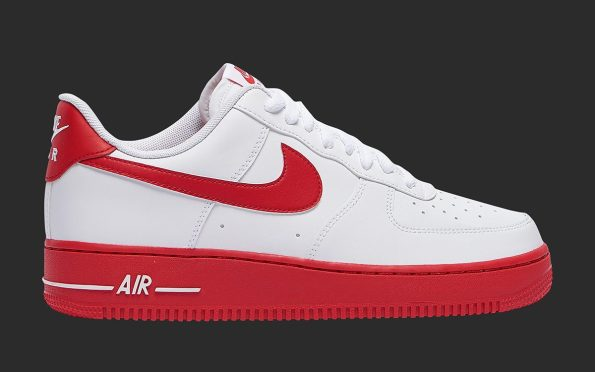 The Air Force 1 Low Arrives in Two Color-Sole Options This Month
