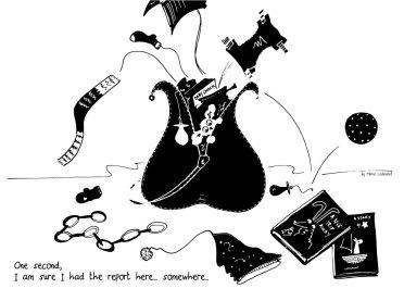 Illustration: My Bag