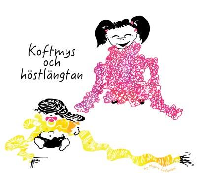 Liv-Koftmys-Mitt-yogaliv-yoga-cartoon-yogaserie-illustrationby-Marie-Ledendal