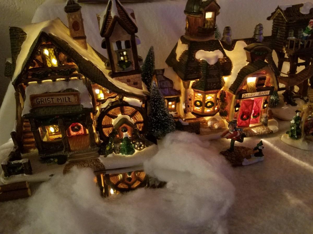 Little Christmas Village