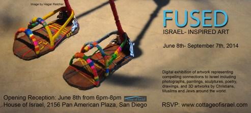 """Fused"" Art Exhibition"