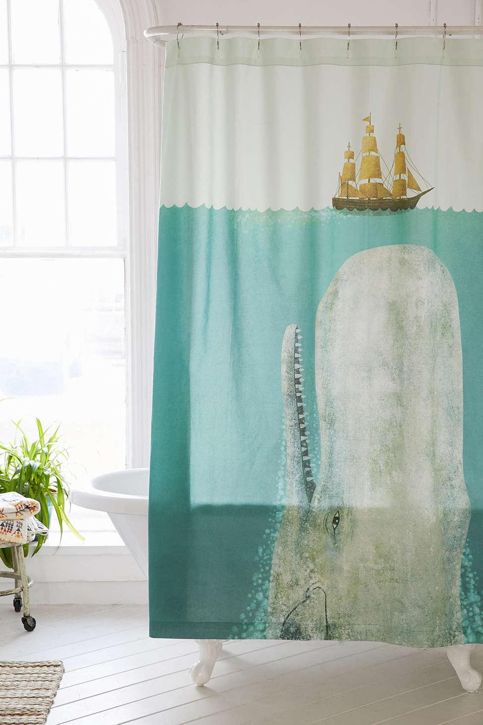 diy shower curtain art house of jade