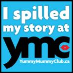 Featured on YummyMummyClub.ca