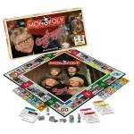 A Christmas Story Monopoly Board Game